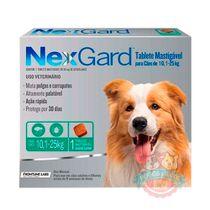 nexgard-tableta-masticable-antipulgas-antigarrapatas-10-25