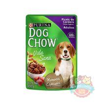 Alimento-para-perro-Dog-Chow-Picnic-de-Cordero-Adulto-100-g---12-Unidades